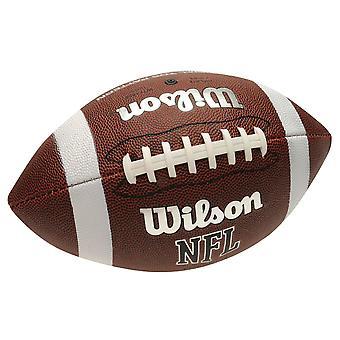 Wilson Unisex officiële NFL American Football