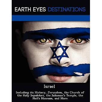 その歴史を含むイスラエルエルサレム聖墓の教会ソロモン寺ハイファ美術館とネロン & マーティン