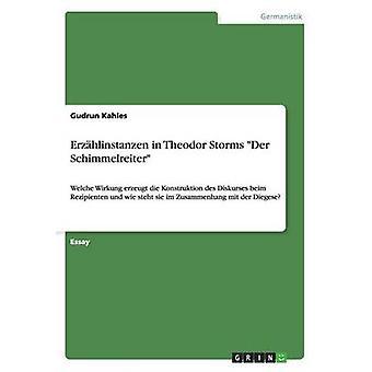 Erzhlinstanzen in Theodor Storms der Schimmelreiter door Kahles & Gudrun