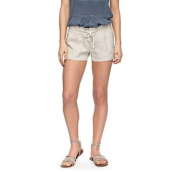 Roxy Womens Oceanside Shorts - steen