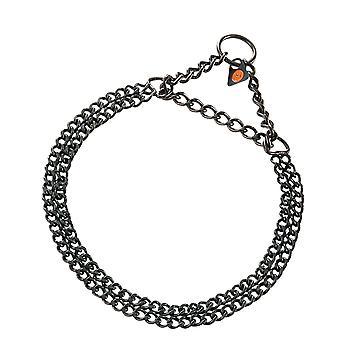 HS Sprenger Stainless Steel Double Dog Collar