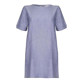 Yumi Womens/Ladies Chambray Tunic Dress
