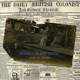 Michael Blake Sextet - Amor De Cosmos [CD] USA import