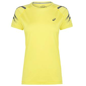 ASICS Womens ICON SS Kurzarm Performance T-Shirt