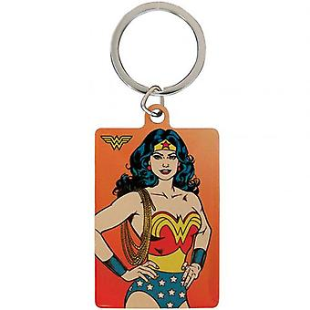 DC Comics metall nøkkelring Wonder Woman