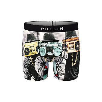 Pullin Fashion2 Cotton Imprime Boxer Shorts ~ Ghettoblaster