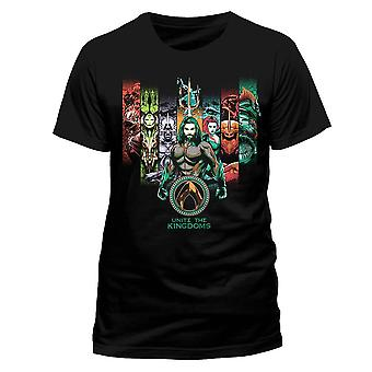 Uomo Aquaman Movie unire i regni T-Shirt