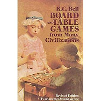 Board and Table Games from Many Civilizations (2nd Revised edition) b