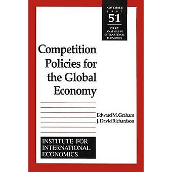Global Competition Policy by Edward M. Graham - J.David Richardson -