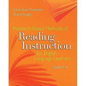 Research-Based Methods of Reading Instruction for English Language Le