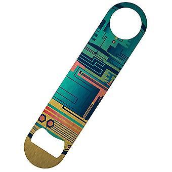 Grindstore Circuit Board Bar Blade pullon avaaja