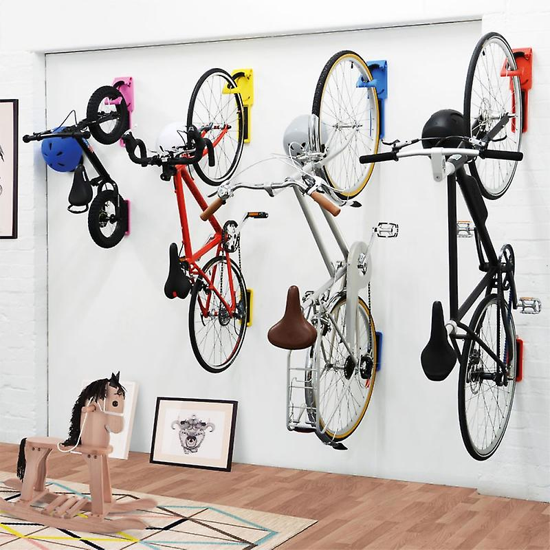 Cycloc Endo - Elegant Wall Mount Vertical Bike Storage Rack