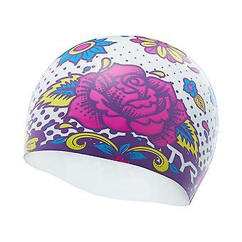 Flor de silicona Power Swim Cap