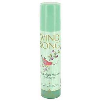 Wind Song By Prince Matchabelli Deodorant Spray 2.5 Oz (women) V728-449708