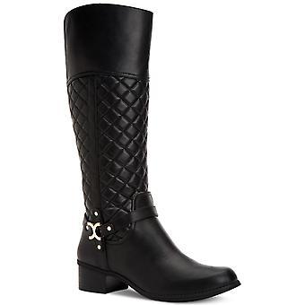 Charter Club Womens Helenn2 Closed Toe Mid-Calf Riding Boots