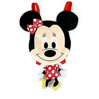 Rucsac de pluș-Disney-Minnie mouse Red Flat 16