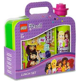Lego Friends Lunch Box Set (Babies and Children , Toys , School Zone)