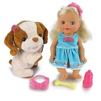 Vtech アメリアと彼女の子犬 (スペイン語版)
