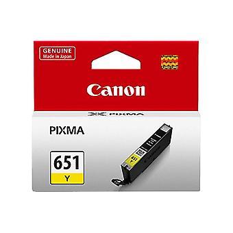 Canon CLI651 Gelbe Tinte Cart