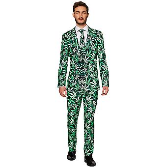 Men Cannabis Costume