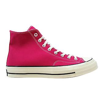 Converse Chuck 70 HI Pink Pop/Black/Egret 161442C Men's