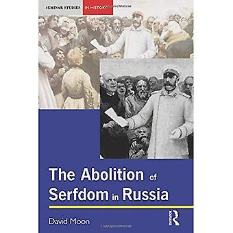 Avskaffandet av livegenskapen i Ryssland (seminarium studier i historia)
