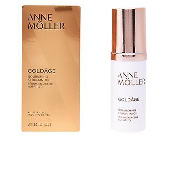 Anne Möller Goldâge nutrir 30 Ml de soro-em-óleo para as mulheres