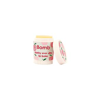 Bomb Cosmetics Lip Balm - Appley Ever After
