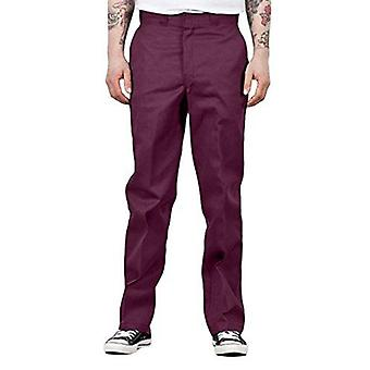 Dickies original 874 work pant - maroon