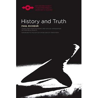 Historia ja totuus (Northwestern University Studies in fenomenologia & eksistentiaalinen filosofia)