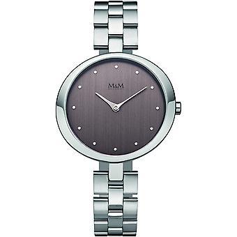 M & M Germany M11933-147 Ring-O Ladies Watch