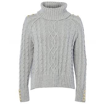 Holland Cooper Portland Chunky Cable Knit Jumper