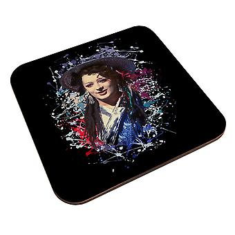 TV Times Boy George Of Culture Club Coaster