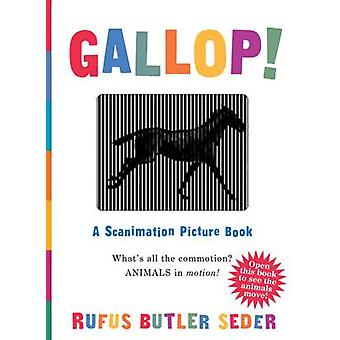 Gallop by Rufus Seder