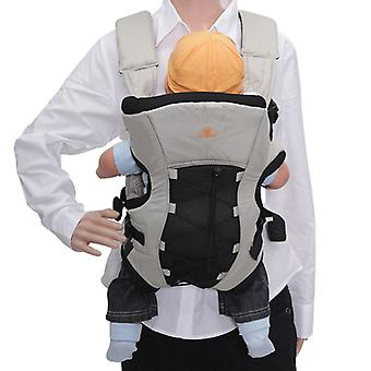 Baby carrier Starchild 2 in 1 belly carrier from birth to 6 months with headrest