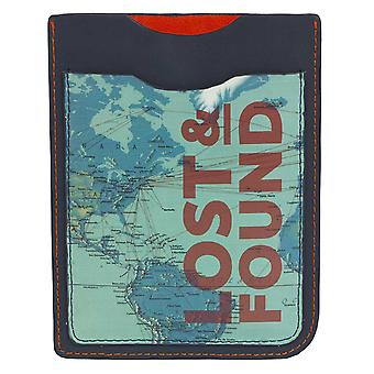 Cartography Passport Holder by Wild & Wolf