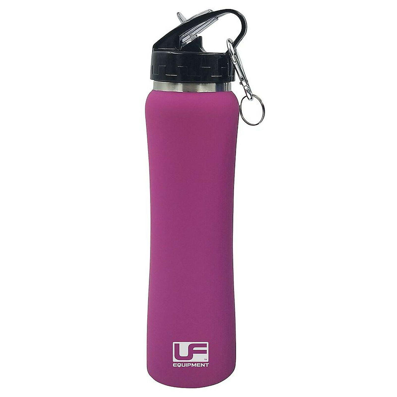UFE Cool Insulated Stainless Steel 500ml Water Bottle Pink