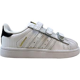 Adidas Superstar CF I Chaussures Blanc/Core Black S78656 Tout-petit