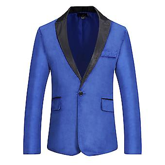 Allthemen Men 's Peak Lapel Blazer 1 Button Solid Wedding Event Dress Jackets Allthemen Men 's Peak Lapel Blazer 1 Button Solid Wedding Event Dress Jackets Allthemen Men 's Peak Lapel Blazer 1 Button Solid Wedding Event Dress Jackets Allthe