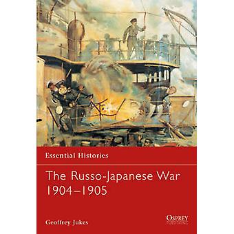 The RussoJapanese War 19041905 by Geoffrey Jukes