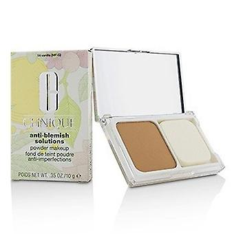 Clinique Anti Blemish Solutions Puder Make-up - 14 Vanille (mf-g) 10g/0,35 Oz