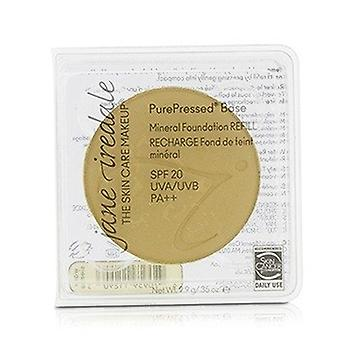 Jane Iredale Purepressed Base Mineral Foundation Recarga Spf 20 - Sienna Caliente 9.9g/0.35oz