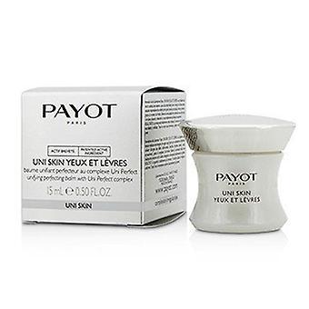 Payot Uni Haut Yeux Et Levres Vereinheitlichende Perfektionierung Balsam 15ml/0,5 Unzen