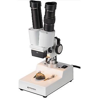 BRESSER Biorit ICD 20x Auflichtmikroskop