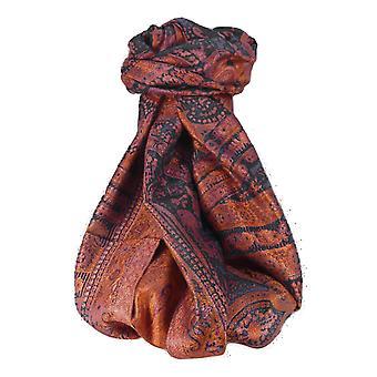 Mens Jamawar بريميوم وشاح الحرير نمط 9359 من الباشمينا والحرير