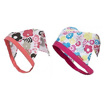 Trespass Childrens Girls Baily Elasticated Head Scarf