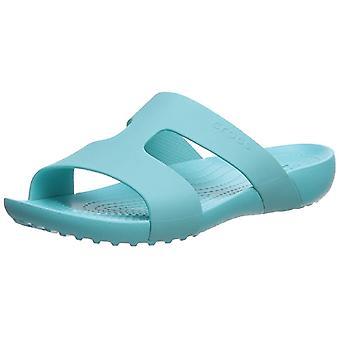 Crocs Mujeres's Serena Slide Sandal pool 5 M US
