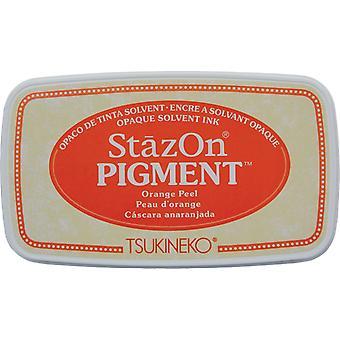 Stazon Pigment Encre Pad-Orange Peel