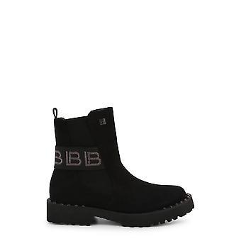 Laura Biagiotti Original Women Fall/Winter Ankle Boot - Black Color 36469