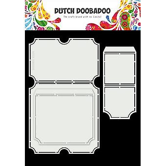 Dutch Doobadoo Card Art A4 Tickets 470.713.749